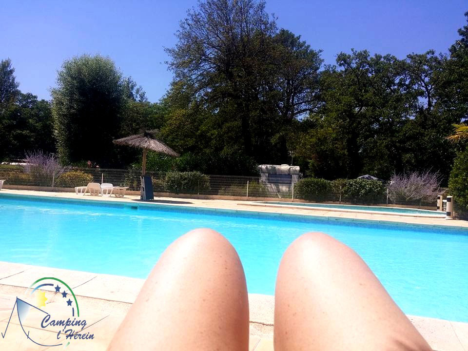 Camping visan l 39 h rein en provence vaucluse for Camping nyons piscine